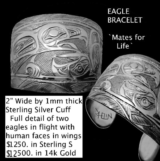 Eagles Bracelt