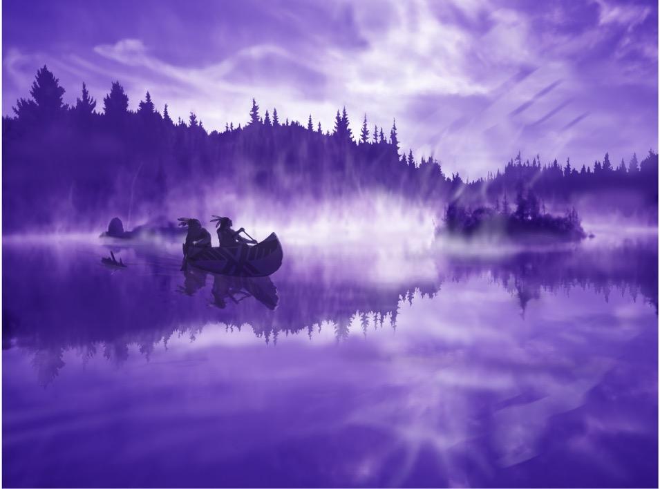 Lake Sam Print